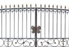 Acheron Wrought iron fencing 10