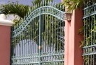 Acheron Wrought iron fencing 12