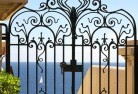 Acheron Wrought iron fencing 13