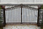 Acheron Wrought iron fencing 14