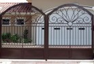 Acheron Wrought iron fencing 2